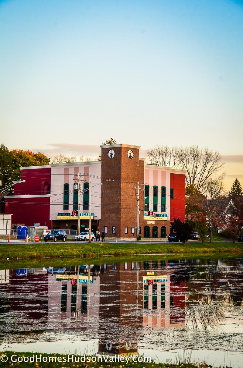Monroe NY movie theater