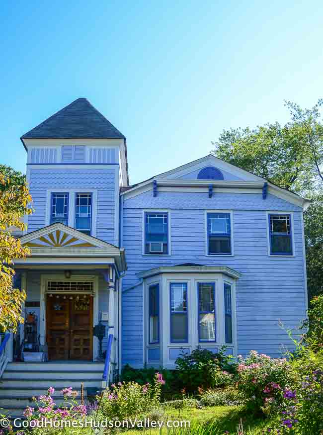 Nyack real estate new york Victorian home