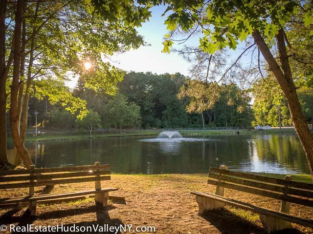 Veteran's Memorial Park in Orangeburg NY