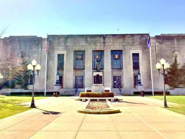 Rockland County Court House