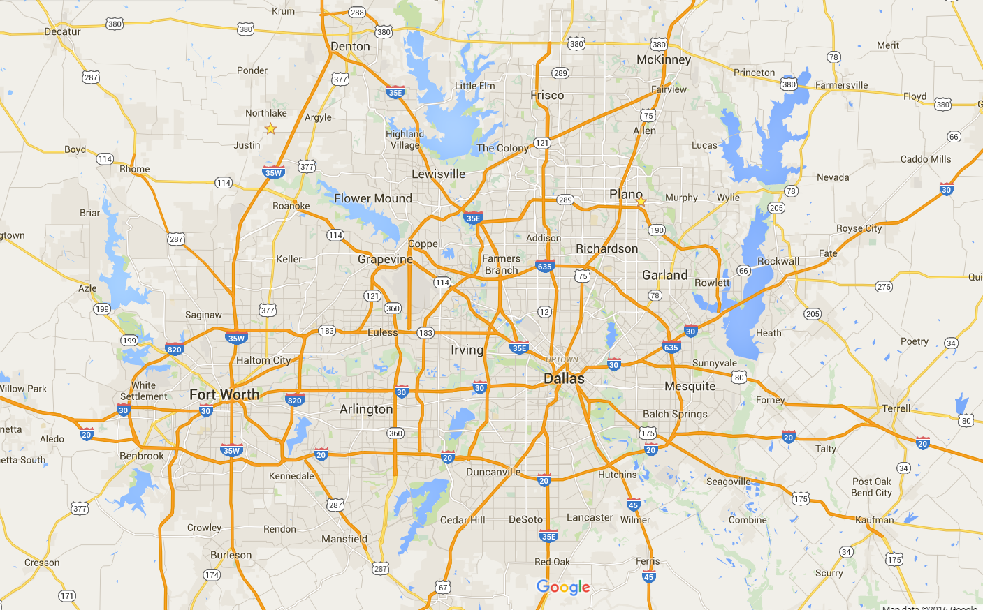 Search Dallas Fort Worth Properties