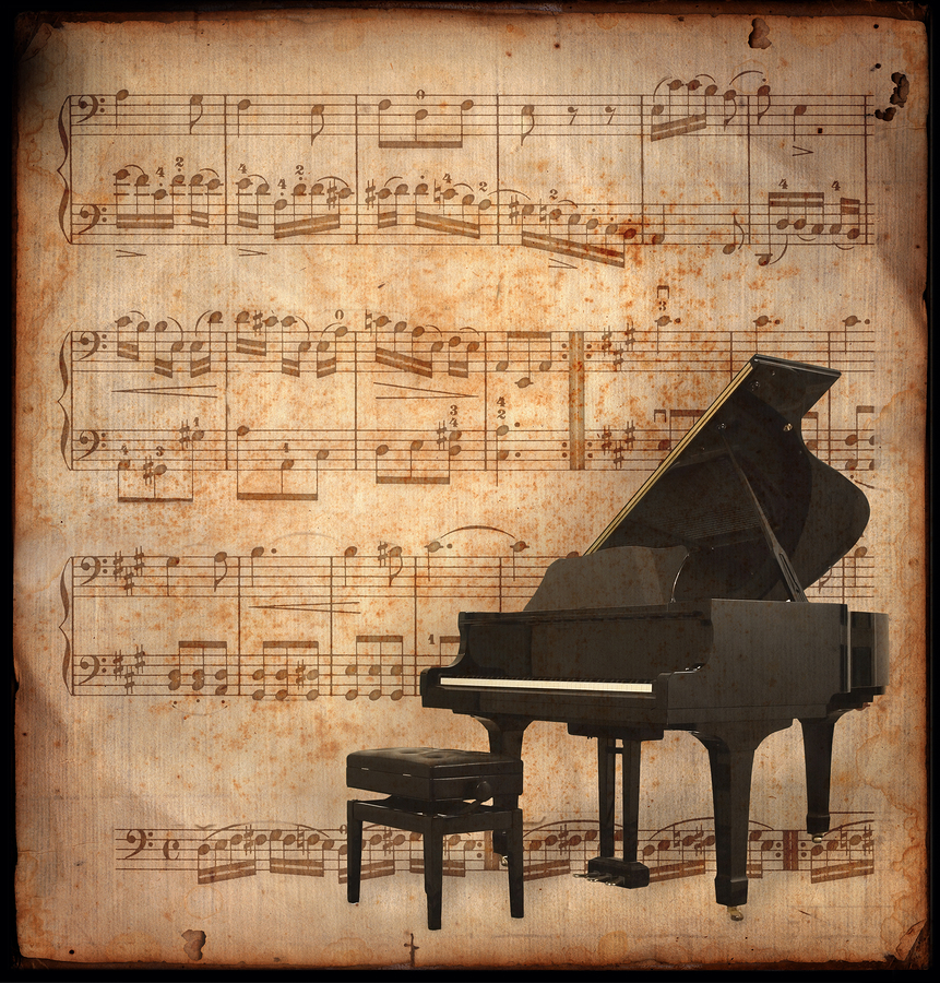 Hear great music near Bartonville real estate.