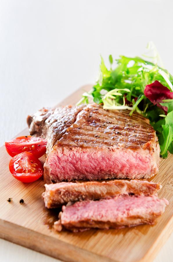 Get great beef near Lantana real estate.
