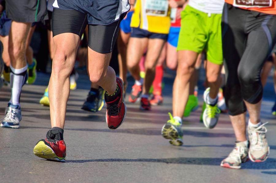 Run for charity near Bartonville real estate.