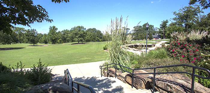 Hollingsworth Park in Greenville SC
