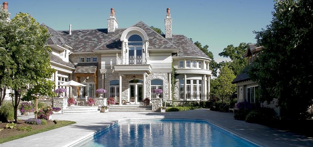 Luxury Castle Homes Toronto