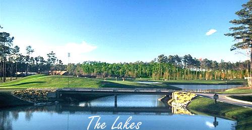 Arrowhead Golf Course - The Lakes