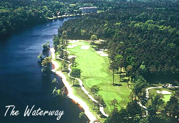 Arrowhead Golf Course - The Waterway