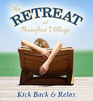 Barefoot Retreat Ad