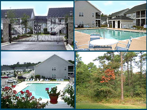Carolina Willows Amenities