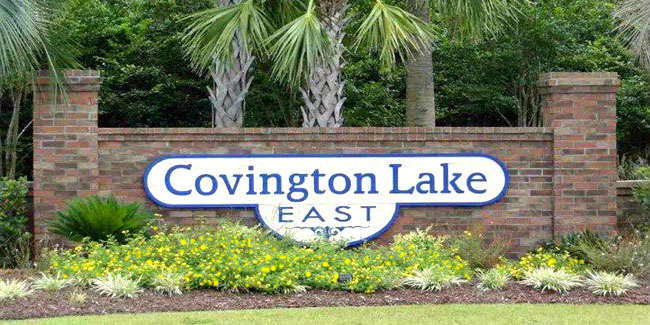 New Homes for Sale in Covington Lake East