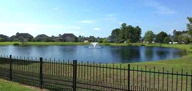 Fully Stocked Lakes in Covington Lake Carolina Forest