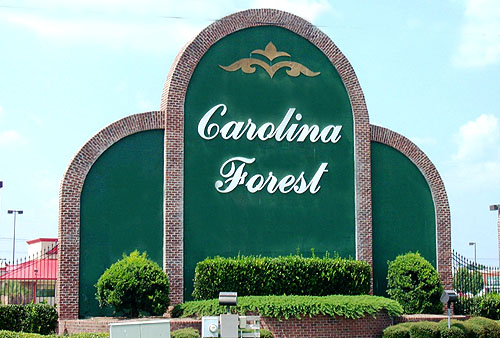 Carolina Forest Myrtle Beach