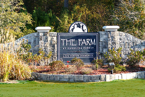The Farm at Carolina Forest Homes for Sale