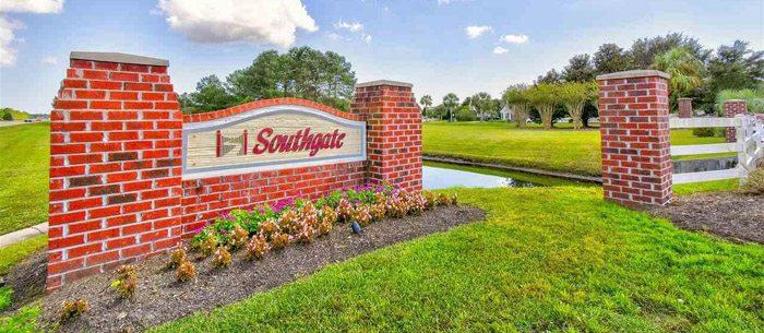 Southgate Homes in Carolina Forest