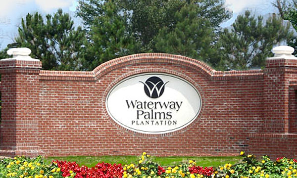 Homes in Waterway Palms Carolina Forest
