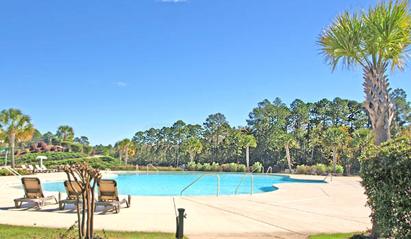 Pool at Wild Wing Plantation Community