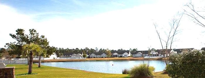 Pond in Hillsborough