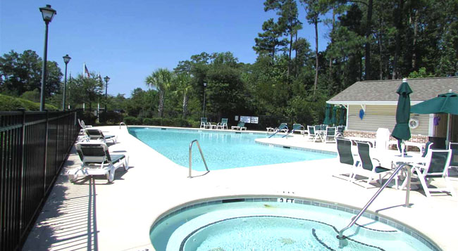 Myrtle Trace Pool