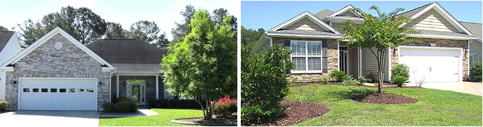 Homes in Myrtle Trace