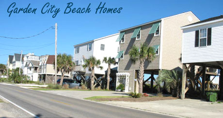 Beach Houses for Sale in Garden City Beach