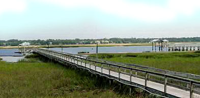 Inlet Pointe dock