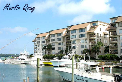 Marlin Quay Condos in Garden City