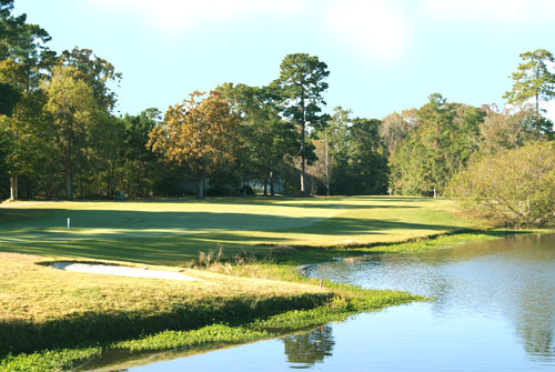 Myrtle Beach Golf Course Homes