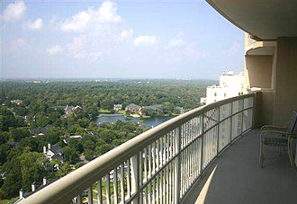 Balcony View of Margate at Kingston