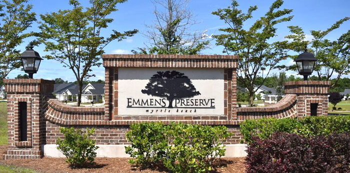 Homes for Sale in Emmens Preserve Market Common