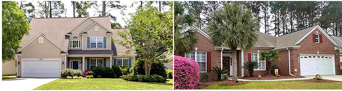 Homes in Blackmoor, Murrells Inlet