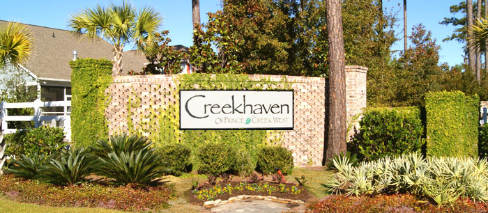 Homes for Sale in Creek Haven of Prince Creek