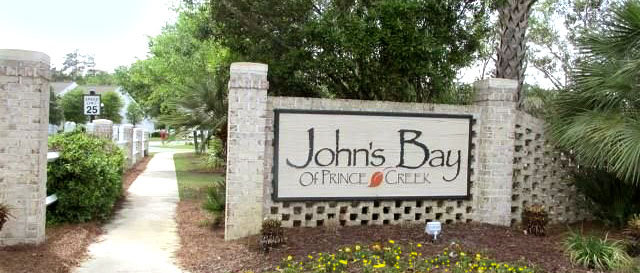 Townhomes for Sale in Johns Bay at Prince Creek