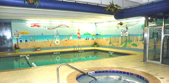 Beach Colony Indoor Pool