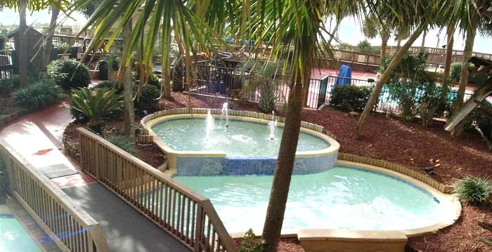 Beach Cove Resort Multiple Pools