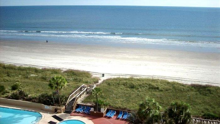 Beach Cove Resort View