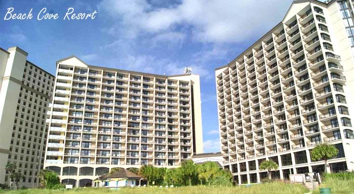 Condos for Sale in Beach Cove Resort