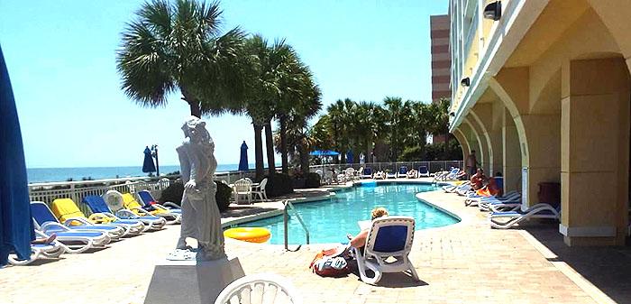 Camelot Resort Pools