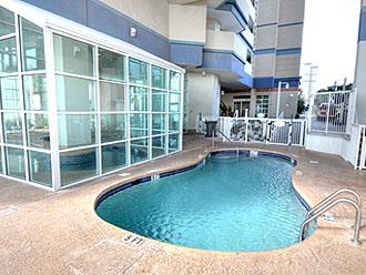 Carolinian Indoor Pool