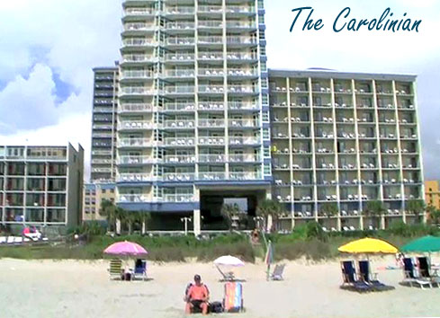 Condos for sale at the carolinian myrtle beach