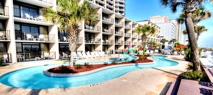 Lazy River at Compass Cove
