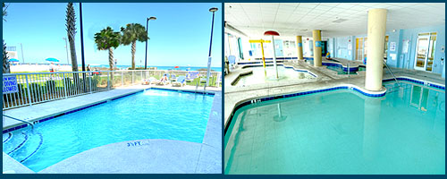 Holiday Sands Pools
