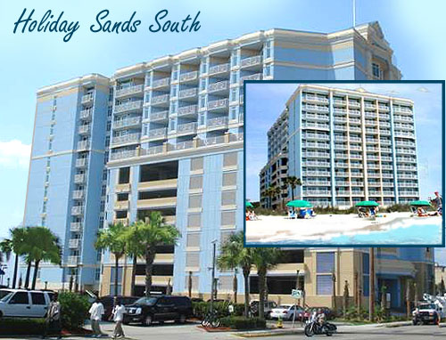 Condos for sale in Holiday Sands Myrtle Beach