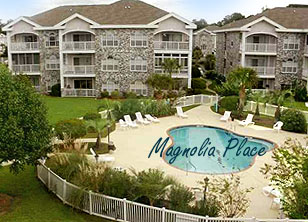 Magnolia Place in Myrtlewood