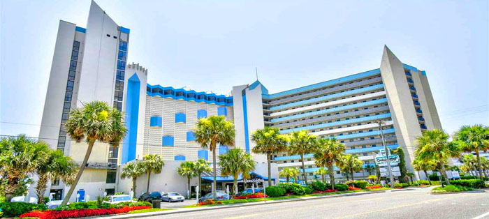 Ocean Reef Resort Condos Myrtle Beach Sc