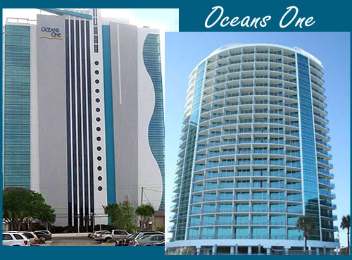 Oceans One in Myrtle Beach