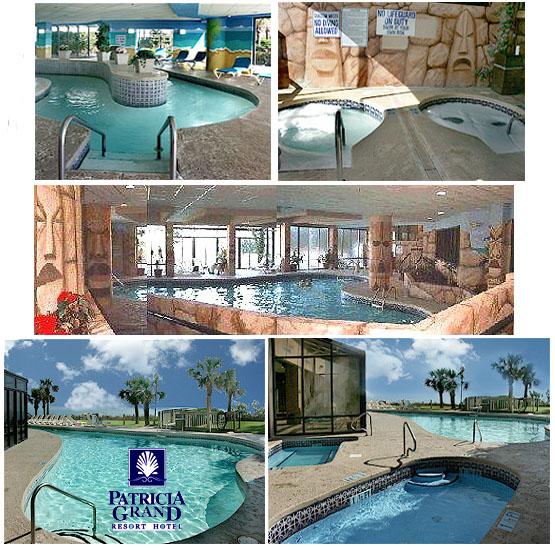 Patricia Grand Resort Hotel Oceanfront Myrtle Beach