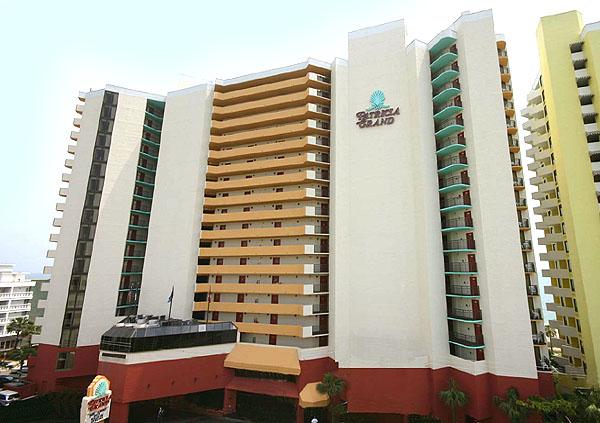 Patricia Grand Resort Condos in Myrtle Beach