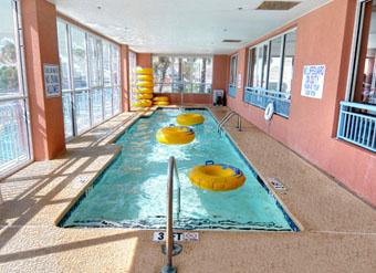 Roxanne Towers Indoor Pool