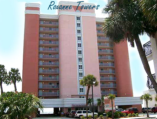 Roxanne Towers in Myrtle Beach